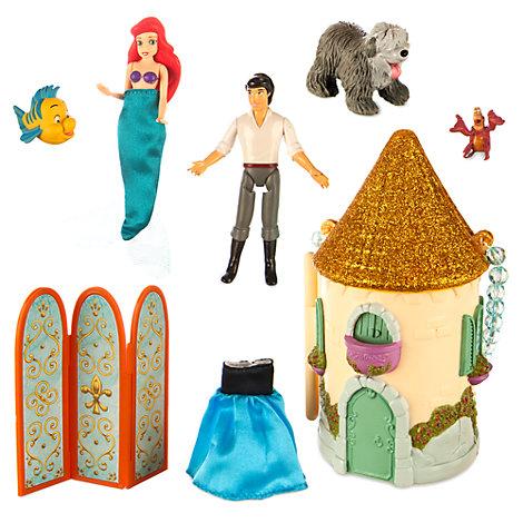 The Little Mermaid Mini Castle Playset