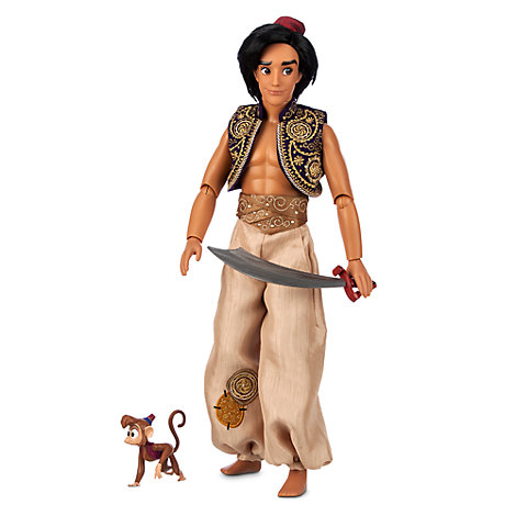 Aladdin docka i begränsad upplaga