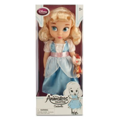 Bambola Cenerentola collezione Animator Dolls