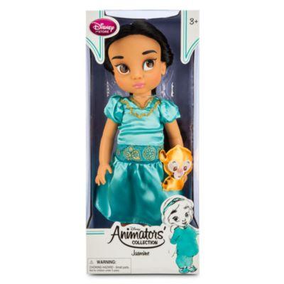 Prinsesse Jasmin Animator dukke
