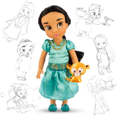 Animator Collection - Prinzessin Jasmin Puppe