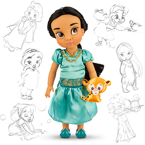 Princess Jasmine Animator Doll