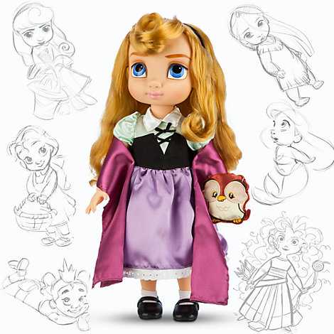 Sleeping Beauty Aurora Animator Doll
