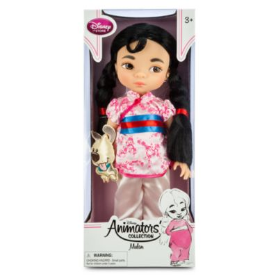Animators Collection - Mulan Puppe