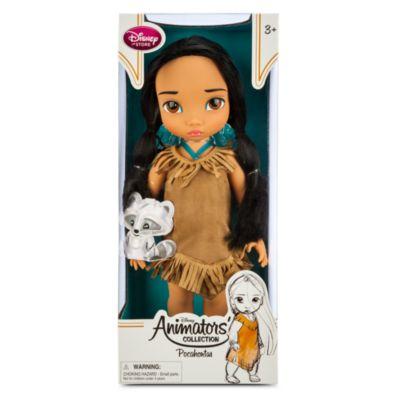 Pocahontas Animator dukke