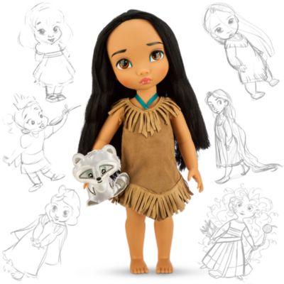 Pocahontas docka