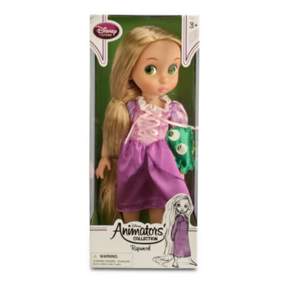 Rapunzel docka