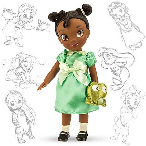 Muñeca Tiana edición Animators