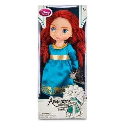 Bambola Merida collezione Animator Dolls