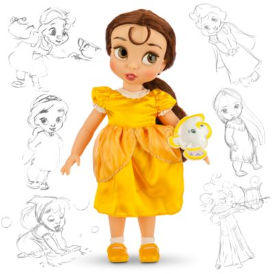 Belle Animator dukke