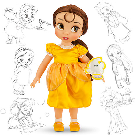 Belle Animator Doll