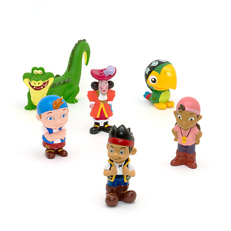 . Jake and the Never Land Pirates Bath Toys