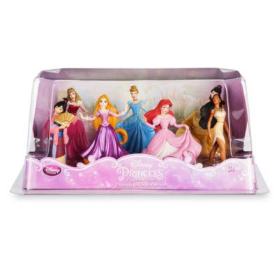 Ensemble de figurines Princesses Disney