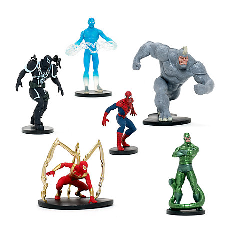 Spider-Man Figure Set