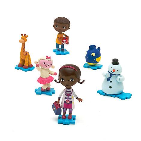 Set de figuritas Doctora Juguetes