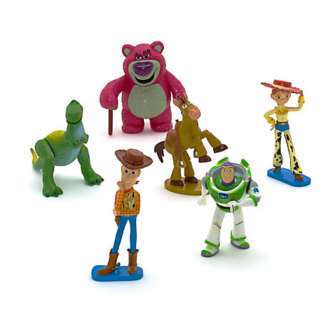 Set di personaggi Toy Story