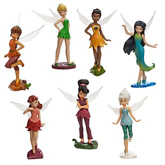 Disney Store Fairies Figure Set