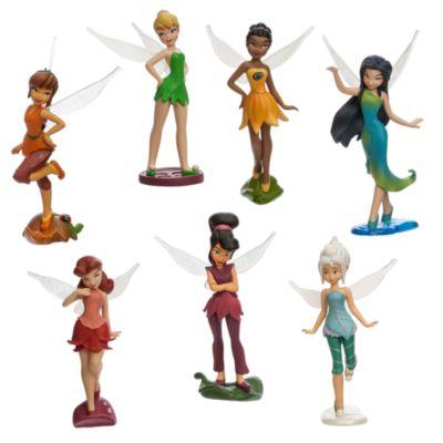 Ensemble de figurines Les Fées