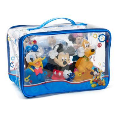 Juguetes de baño Mickey Mouse y sus amigos