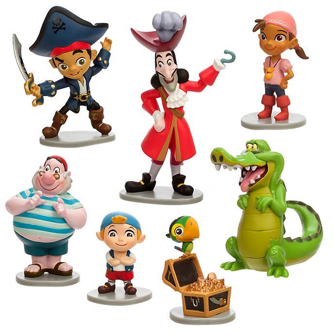 Jake und die Nimmerland Piraten - Figurenset