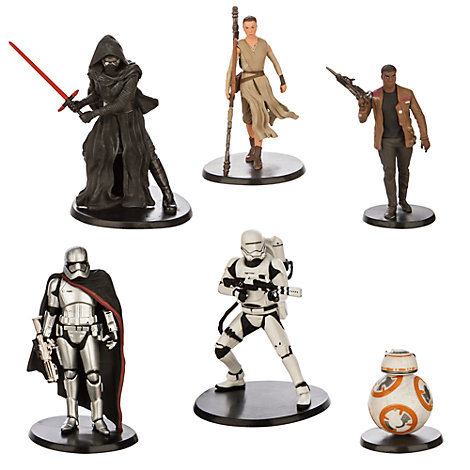 Star Wars Figurine Playset, Star Wars: The Force Awakens