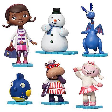 Doc McStuffins Figurine Set