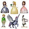 Ensemble de figurines Princesse Sofia