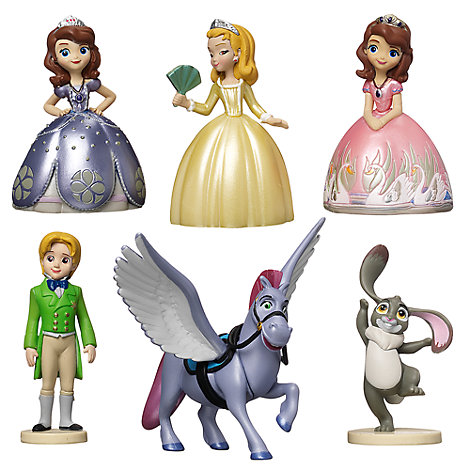 Pack de muñequitas Princesa Sofía