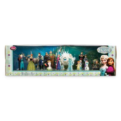 Die Eiskönigin - völlig unverfroren - Figurenspielset groß