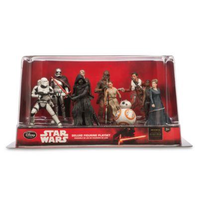 Set de juego figuritas lujo Star Wars: El despertar de la Fuerza