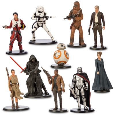 Star Wars: The Force Awakens: luksusfigursæt
