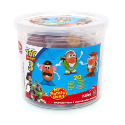 Mr Potato Head Bucket of Parts
