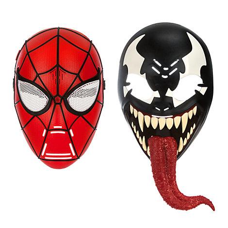 spider man 2 in 1 maske. Black Bedroom Furniture Sets. Home Design Ideas