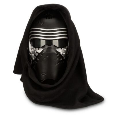 Maschera Kylo Ren di Star Wars con cambio di voce