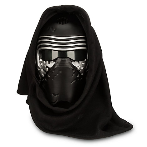 Star Wars Kylo Ren maske med stemmeforvrænger