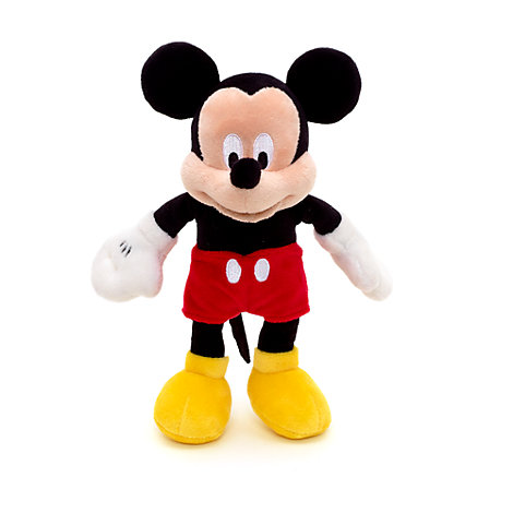 Lille Mickey Mouse-plysdyr 28 cm