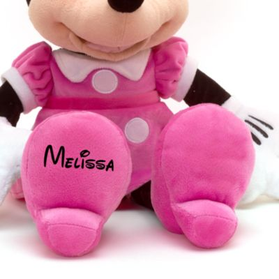 Lille Minnie Mouse-plysdyr 37 cm