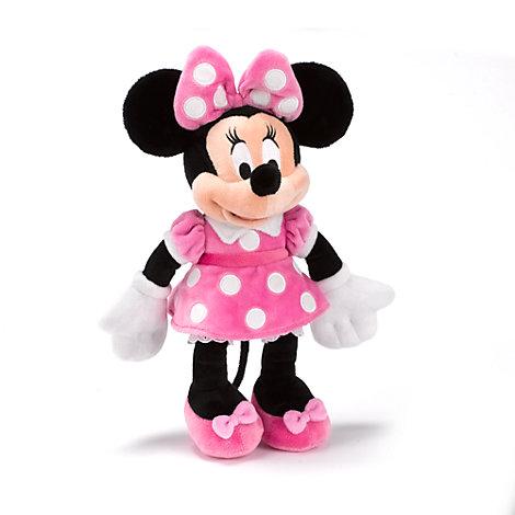 Lille Minnie Mouse-plysdyr 25 cm