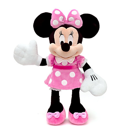 minnie mouse medium soft toy. Black Bedroom Furniture Sets. Home Design Ideas