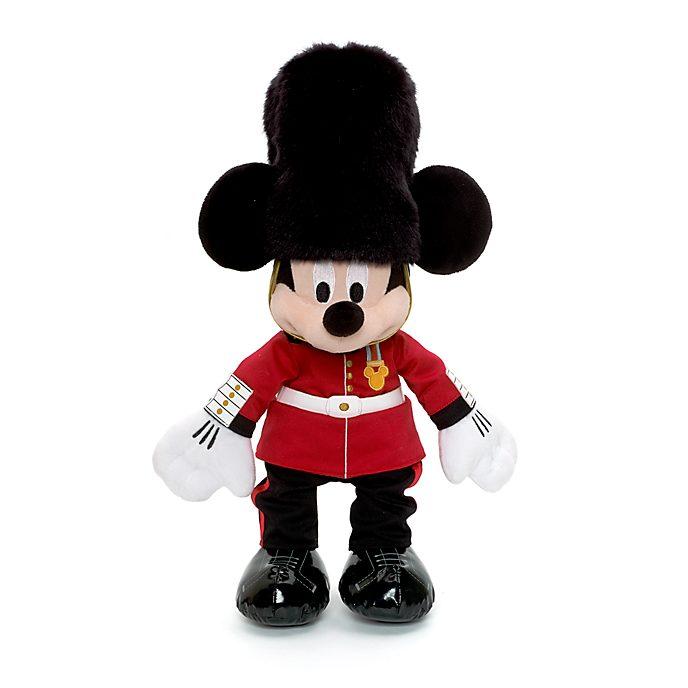 Peluche Mickey Mouse Garde du Palais de taille moyenne