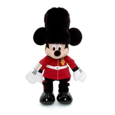 Peluche mediano Mickey Mouse Guardia de palacio