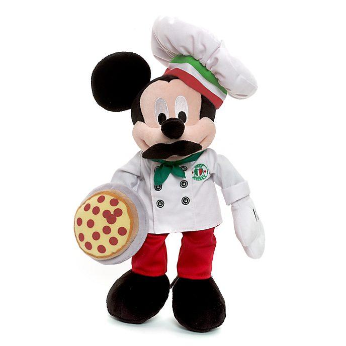 Mickey Italie, peluche de taille moyenne