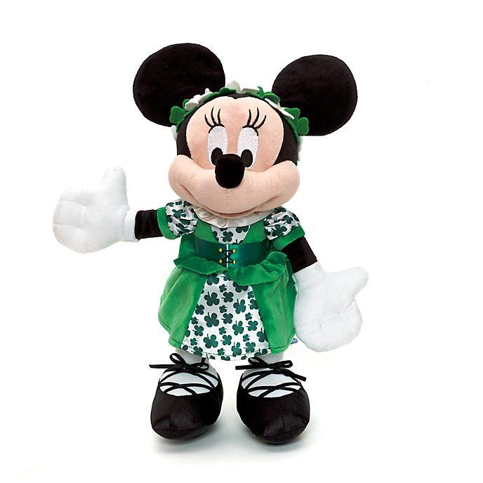 Minnie Maus - Kuscheltier im irischen Look