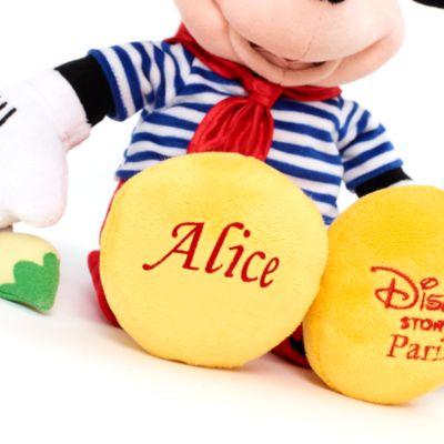 Medium Mickey Mouse plysdyr, Paris