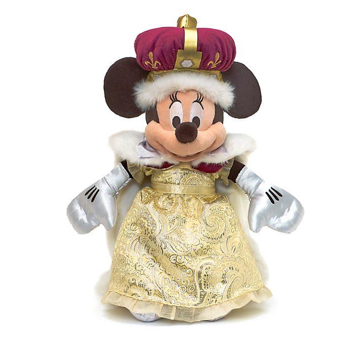 Minnie Maus als Queen - Kuschelpuppe