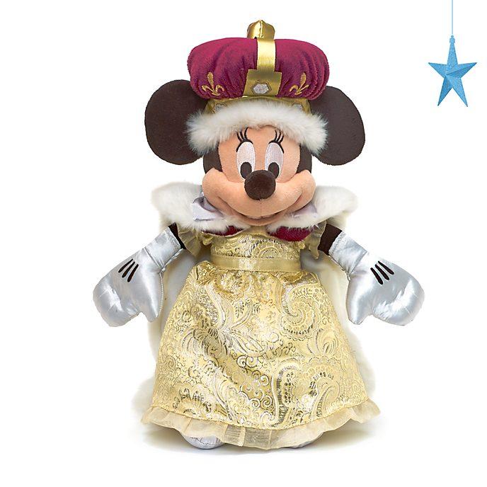 Peluche Minnie Mouse Reine de taille moyenne