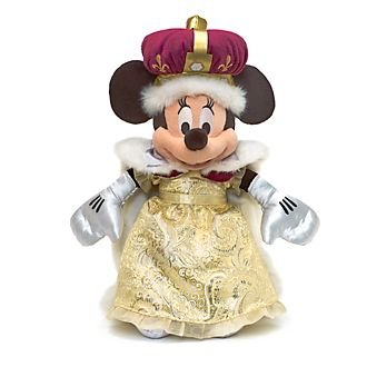 Queen Minnie Mouse Medium Soft Toy