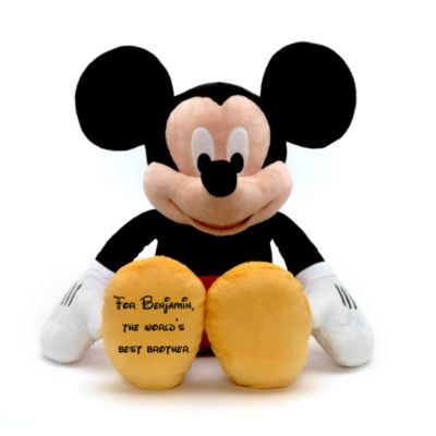 Peluche géante Mickey