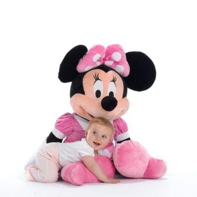 Minnie Maus - Stofftier riesig