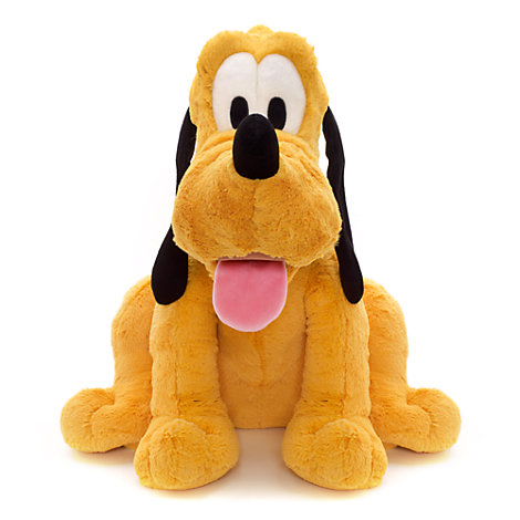 Stort Pluto plysdyr